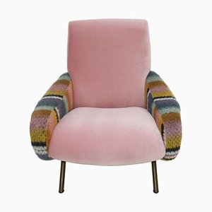 Italian Lady Armchair by Marco Zanuso for Arflex, 1960s