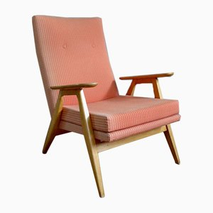 Mid-Century SK 640 Armchair by Pierre Guariche for Steiner