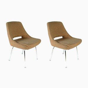 Chaises Vintage de Fröscher KG, Set de 2