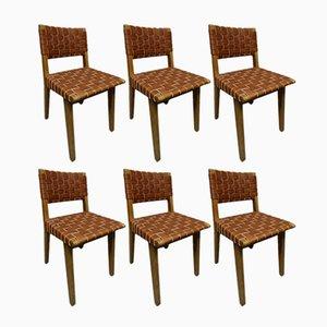 Vintage Stühle von Jens Risom, 6er Set