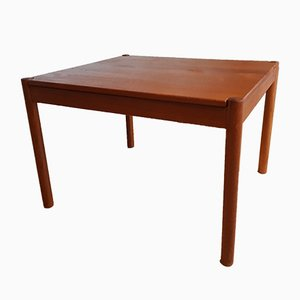 Vintage Teak Coffee Table by Magnus Olesen