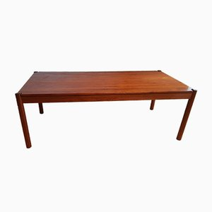 Large Teak Coffee Table by Magnus Olesen