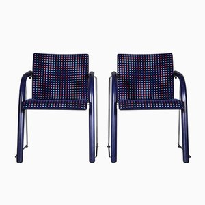 Chairs by Wolf Schneider for Thonet, 1984, Set of 2
