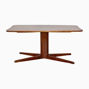 Tavolino da caffè impiallacciato in palissandro di Oswald Haerdtl, anni '40