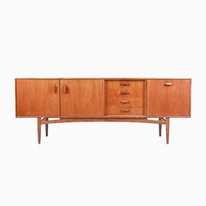 Large British Sideboard by Victor Wilkins for G-Plan, 1960s