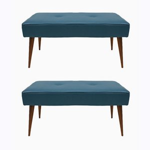 Italian Benches, 1950s, Set of 2