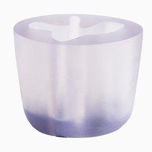 Purple Aura Vase by Wiktoria Szawiel