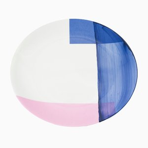 Unity Salad Plate by Kim Thome