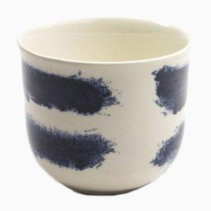 Indigo Rain Espresso Cup by Faye Toogood
