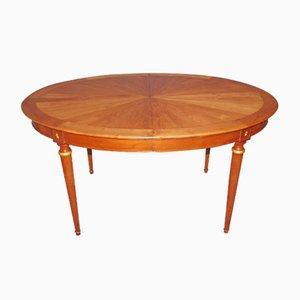 Tavolo da pranzo rotondo, anni '40