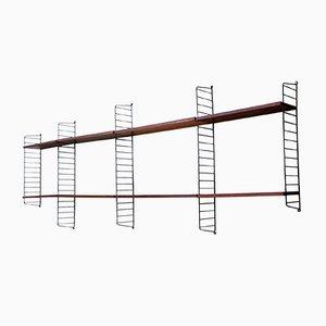Système d'Étagère String Vintage par Nisse Strinning pour String, 1960s