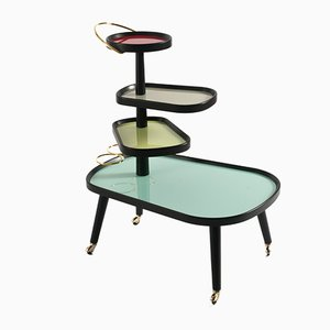 Sushi Cart by Lorenza Bozzoli for Colé