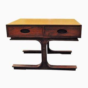 Tavolino da caffè vintage di Gianfranco Frattini per Bernini, Italia, anni '60