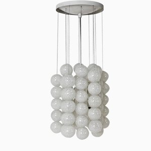 Bubble Pendant Lamp by Josef Hurka for Napako, 1970s