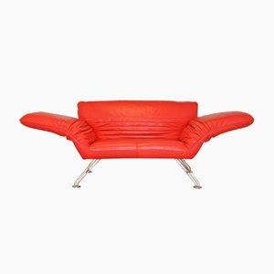 Divano o chaise longue vintage di Winfried Totzek per De Sede, 1988