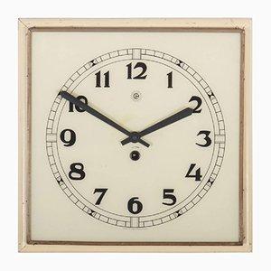 Horloge Murale Art Déco, 1936