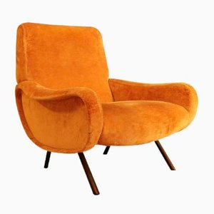 Mid-Century Lady Lounge Chair by Marco Zanuso for Arflex