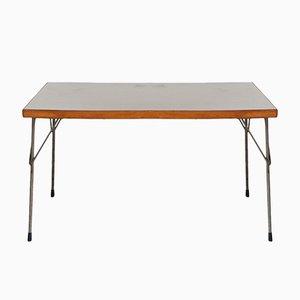 Table de Salle à Manger 3705 Vintage Industrielle par Wim Rietveld pour Gispen