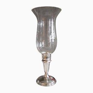 Lanterna vintage in argento sterling