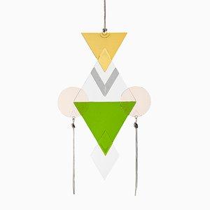 Mojo Wall Amulet #3 by Serena Confalonieri