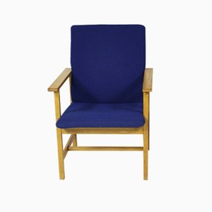 Vintage Danish Armchair by Børge Mogensen for Fredericia