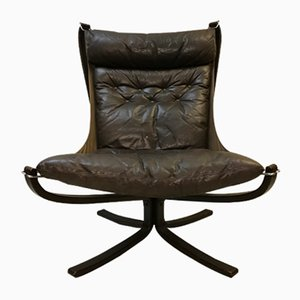 Falcon Easy Chair by Sigurd Ressell for Vatne, 1970s