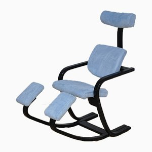 Duo Balance Lounge Chair by Peter Opsvik for Stokke, 1980s
