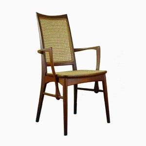Silla danesa vintage de Niels Koefoed para Hornslet