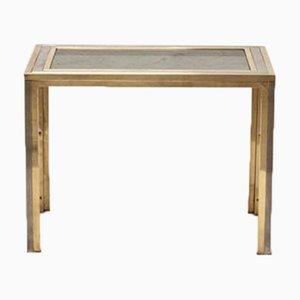 Tavolino bicolore, anni '70