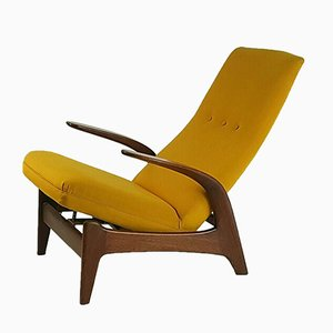 Vintage Rock & Rest Reclining Armchair from Gimson & Slater