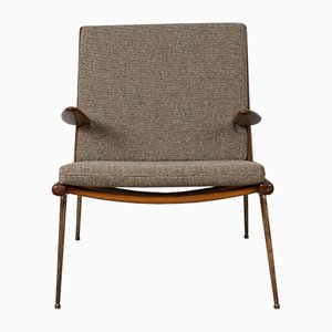 Vintage Boomerang Chair by Peter Hvidt & Orla Molgaard-Nielsen for France & Daverkosen