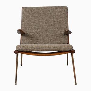 Vintage Boomerang Stuhl von Peter Hvidt & Orla Molgaard-Nielsen für France & Daverkosen