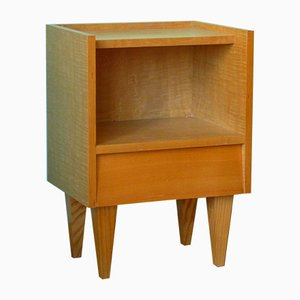 Small Bedside Table, 1950s