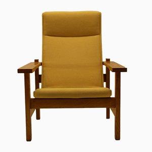 Mid-Century Sessel von Hans J. Wegner für Getama