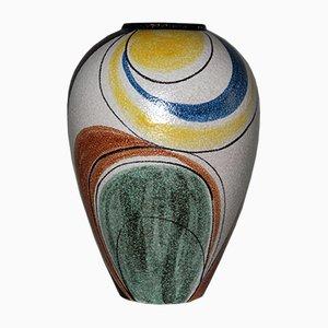 Vaso grande di Rudolf Schardt per Ruscha, anni '50