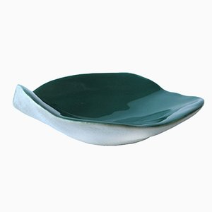 Cardita Evoke #5 Bowl in Deep Green by Sarah-Linda Forrer