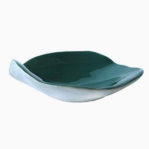 Cardita Evoke #5 Bowl in Deep Green by Sarah-Linda Forrer