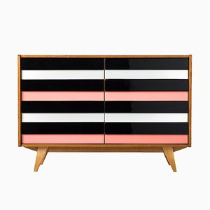 Vintage U-450 Chest of Drawers by Jiri Jiroutek for Interier Praha