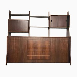 Scandinavian Wall Unit, 1960s
