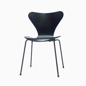Chaise 3107 par Arne Jacobsen pour Fritz Hansen