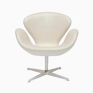 Silla The Swan de Arne Jacobsen para Fritz Hansen, 2008