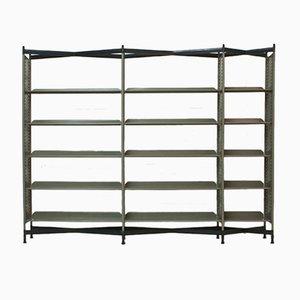 Vintage Freestanding Spazio Series Shelf by Studio BBPR for Olivetti