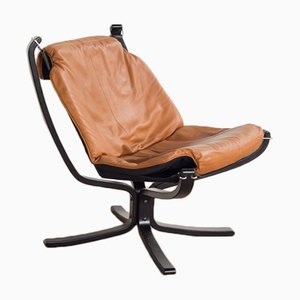 Vintage Falcon Chair by Sigurd Ressell for Vatne Mobler