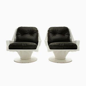 Nike Armchair by Richard Neagle for Sormani, 1960s, Set of 2