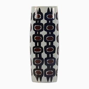 Vase Tenera Vintage par Inge-Lise Koefoed pour Royal Copenhagen