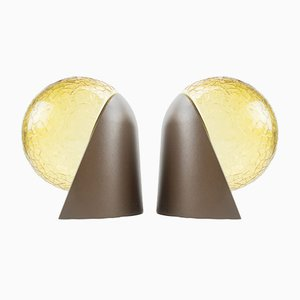 Space Age Wall Lamps, 1960s, Set of 2
