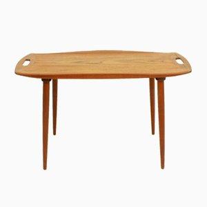 Tavolino in teak di Jens Quistgaard per Richard Nissen, Danimarca, anni '60