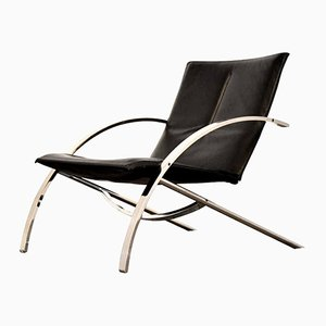 Arco Lounge Chair by Paul Tuttle for Strässle, 1970s