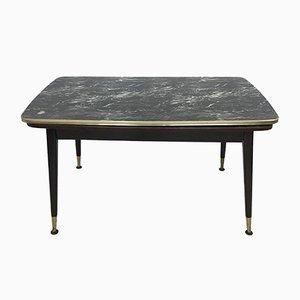 Tavolino da caffè allungabile, anni '50