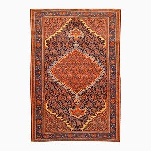 Tappeto antico con design mediorientale, fine XIX secolo